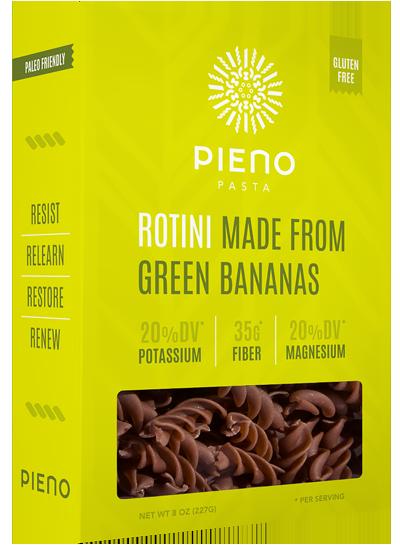 Introducing PIENO pasta