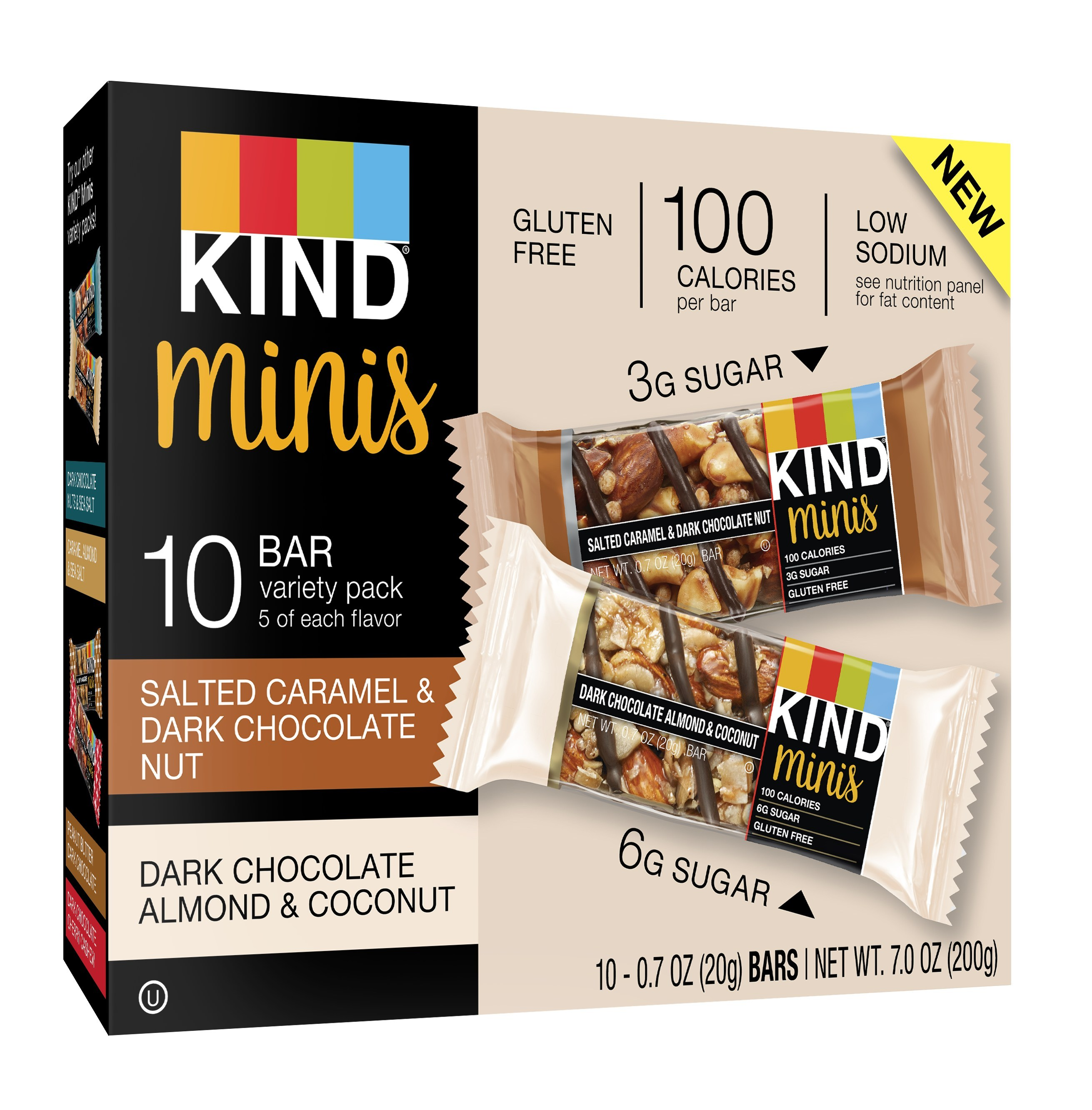 KIND Healthy Snacks – Kind minis
