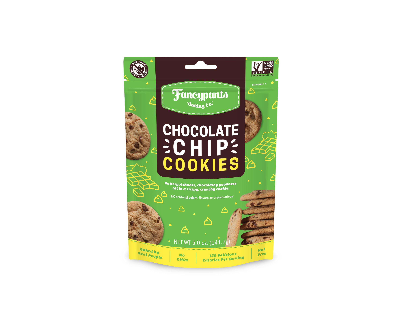 Press Release – Crispy cookies
