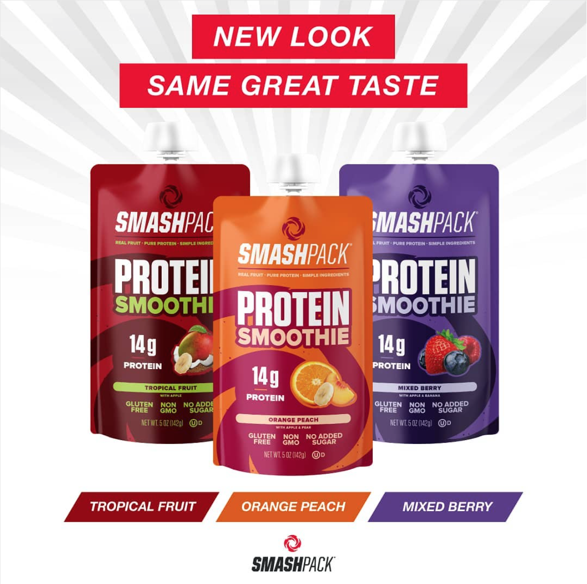 SmashPack Press Release- SMASHPACK UNVEILS NEW PACKAGING AND RECIPES TO SEIZE ON RAPID GROWTH