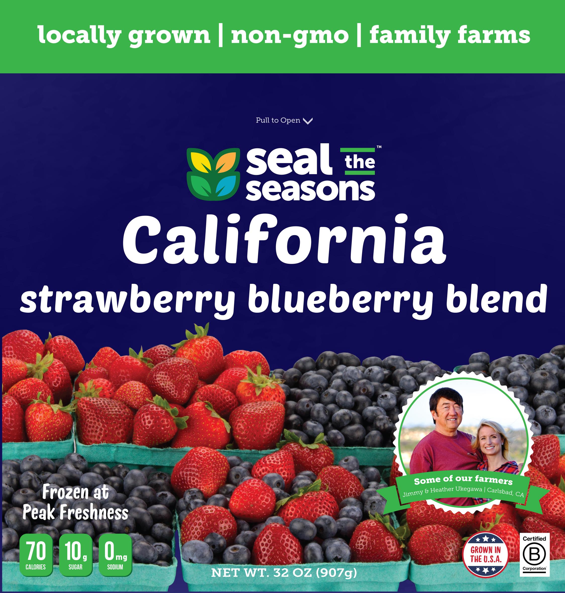 Seal the Seasons Fancy Foods Launch