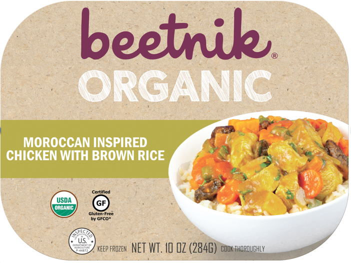 Beetnik Foods' New Frozen Organic Offerings Now Available in Target