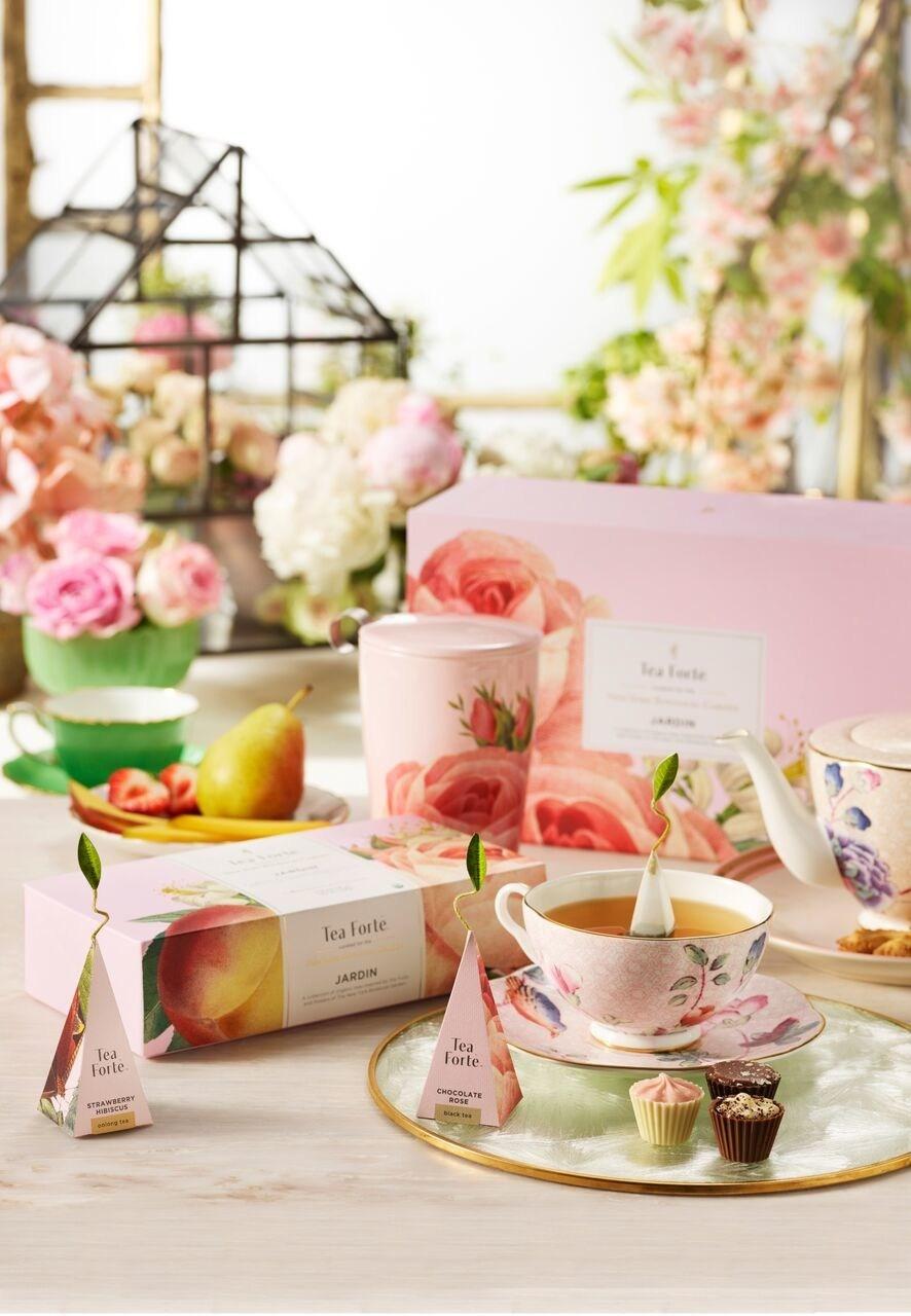 Tea Forte Jardin Collection