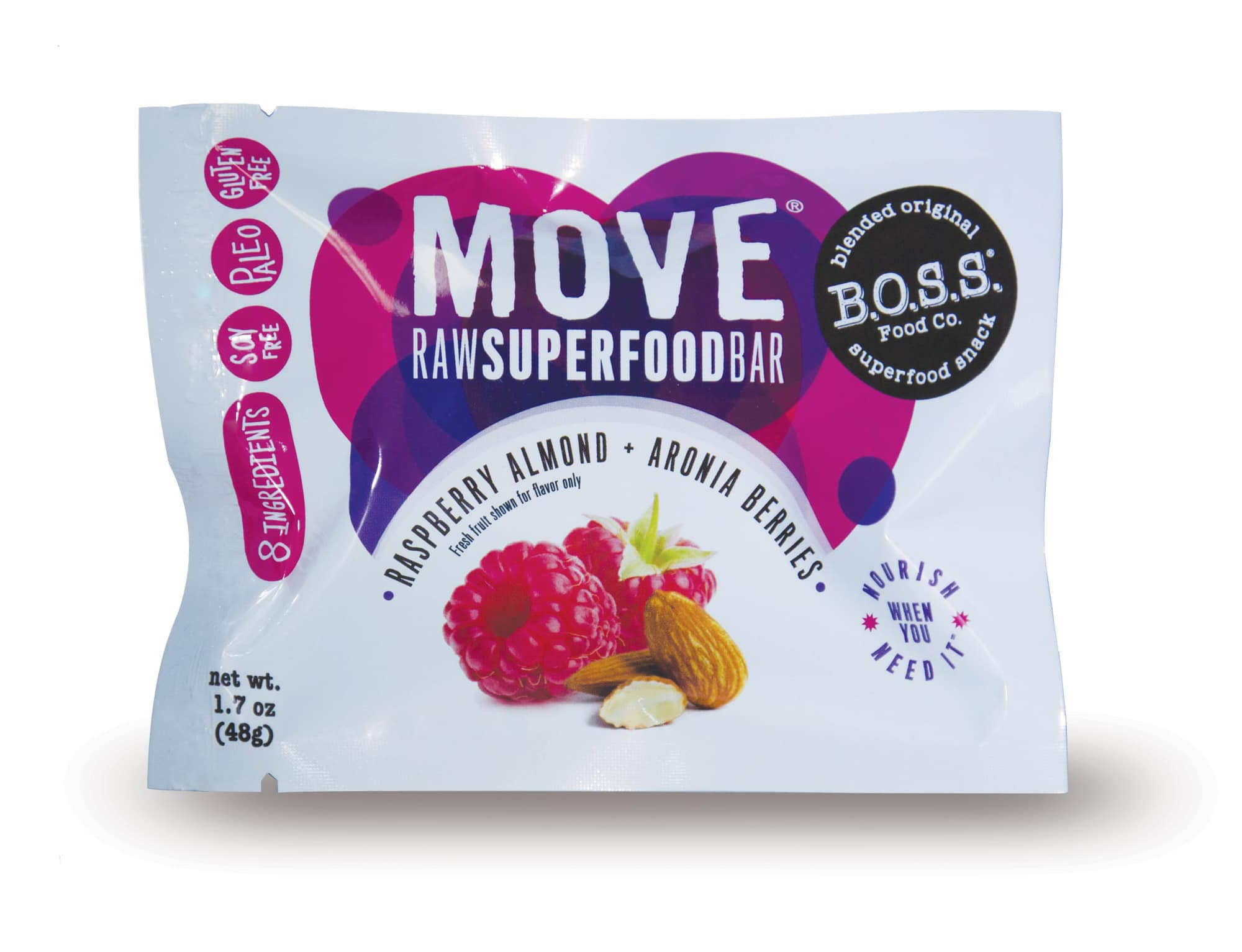 Expo West — Superfood Bars Reformulated with Added Functional Ingredients