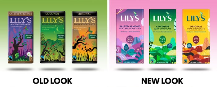 With VMG Investment and New Focus, Lily's Tries to Create a