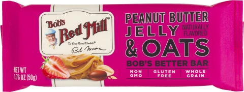 NEW Snack Bars from Bob's Red Mill