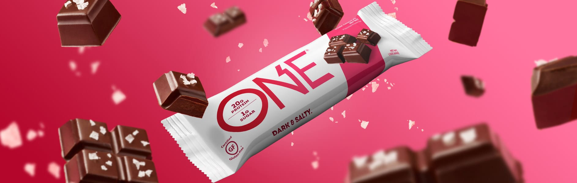 ONE Brands-Dark Chocolate Sea Salt