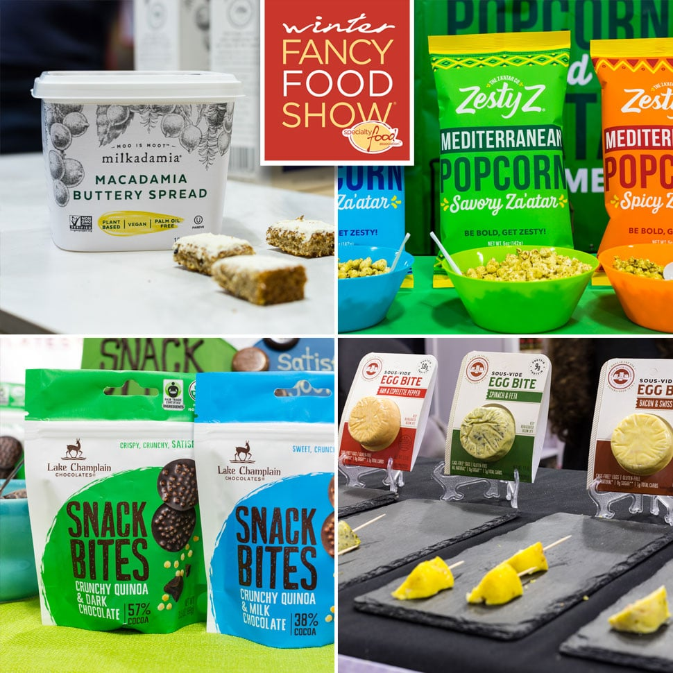 Watch: Key Trends from the 2019 Winter Fancy Food Show