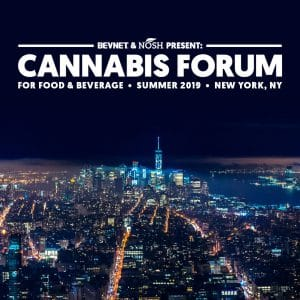 The Cannabis Forum for Food and Beverage Summer 2019 in NYC