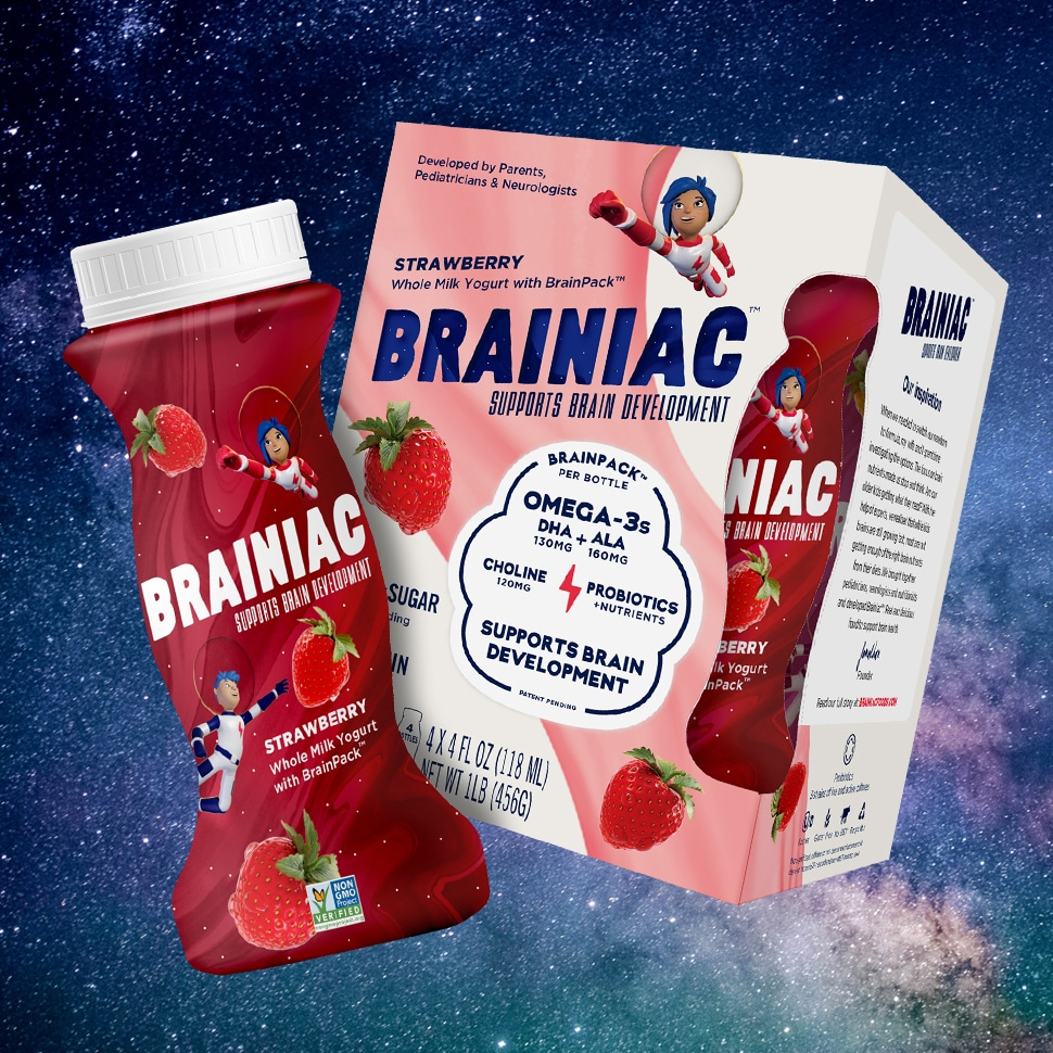 How Ingenuity Brands Plans to Sell Parents on Brain Health