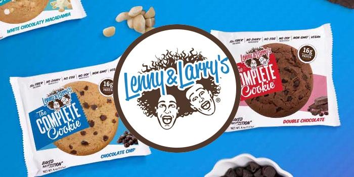 Image result for lenny & larry's