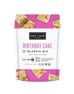 Terrific The Safe Fair Food Company Introduces New Line Of Top 8 Allergen Personalised Birthday Cards Epsylily Jamesorg
