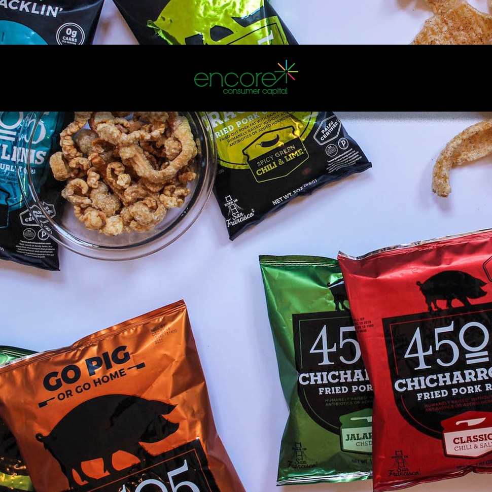 Still Appetite For Meat Snacks as 4505 Closes Funding Round