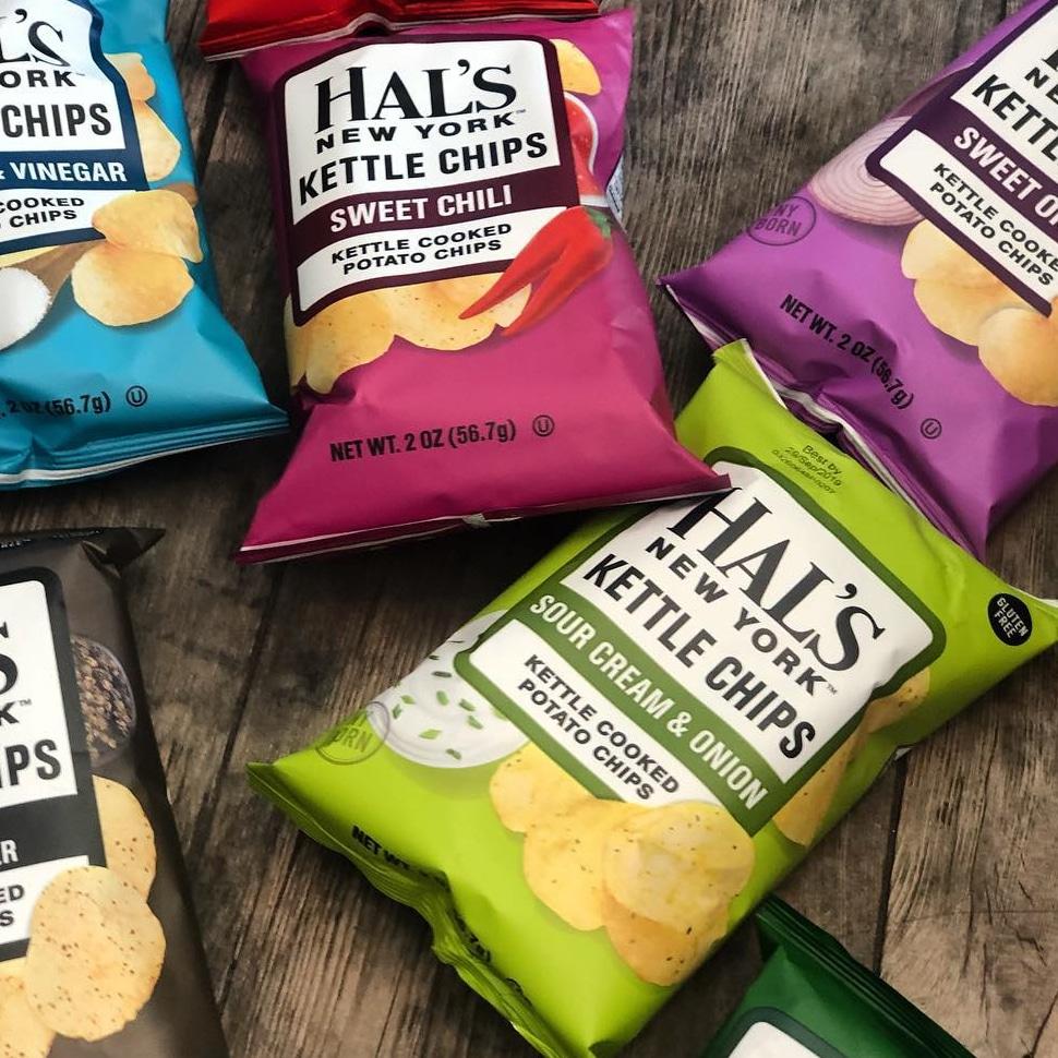 Big Geyser Expands Hal's New York into Snacks