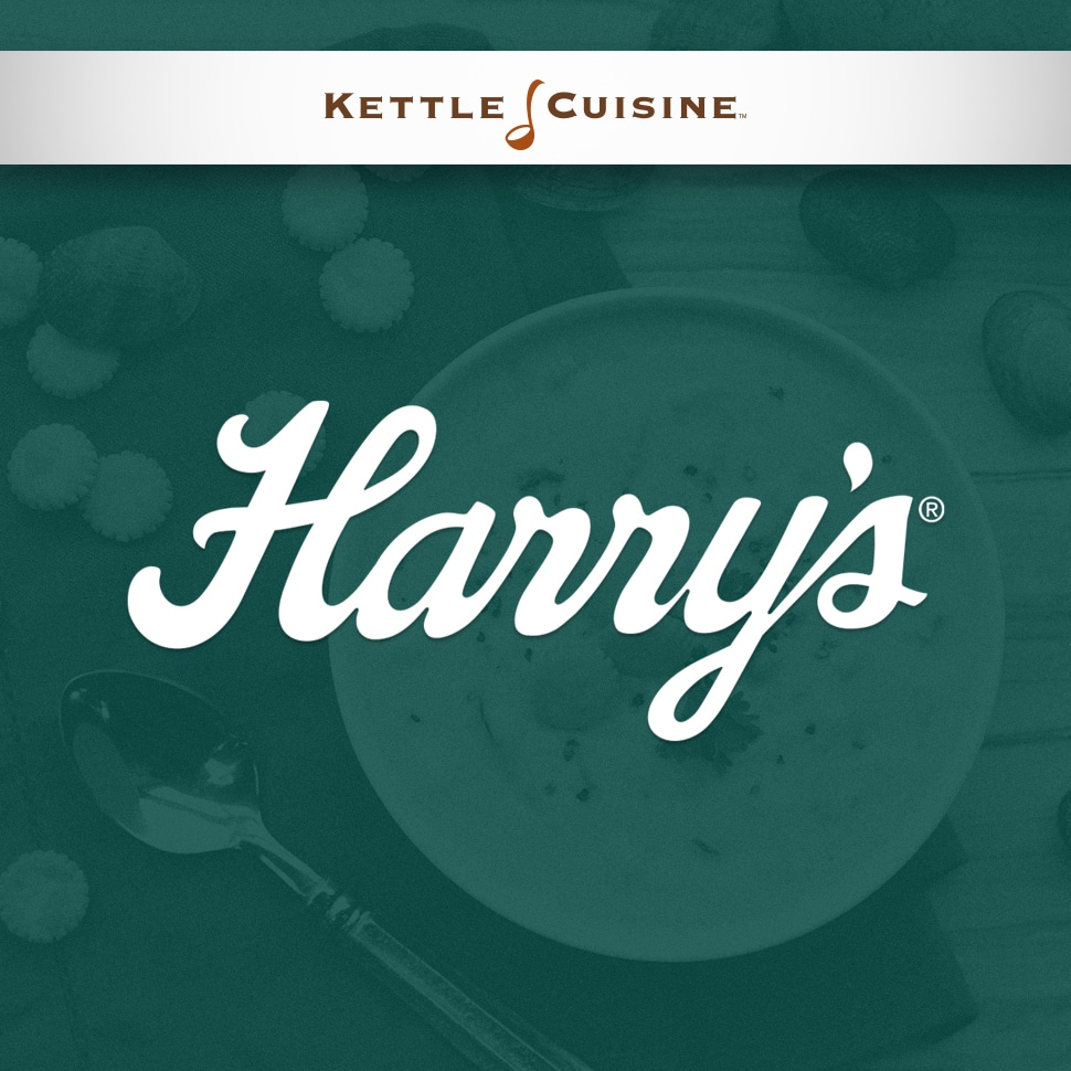 Soup's On: Kettle Cuisine Acquires Harry's Fresh Foods