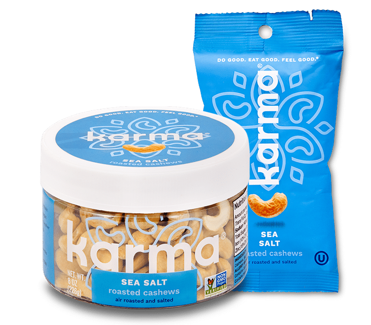 Karma Nuts Announces Three New Delectable Flavors!