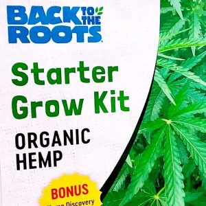 Back to the Roots to Help Consumers Grow Hemp Superfoods