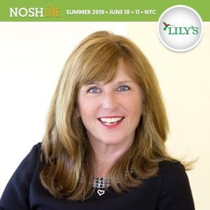 NOSH Live: How Jane Miller Leads Change at Lily's Sweets