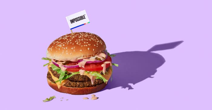 Impossible Foods raises $300 million as demand for plant-based meat surges