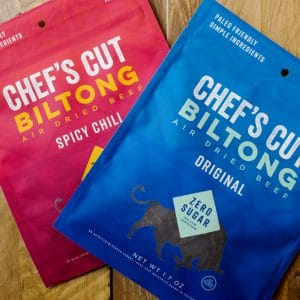 Biltong Launch Marks Start of New Era At Chef's Cut