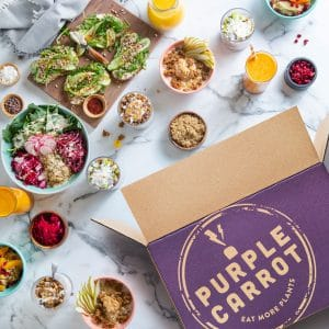 Purple Carrot Acquired; CEO Says Deal Will 'Propel' Plant-Based Eating