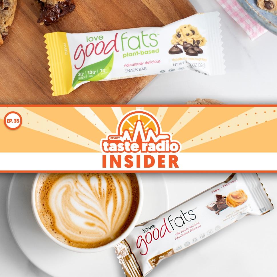 Taste Radio Insider Ep. 35: Is Fat Truly Back? And What Happened To Kumbaya In Kombucha?