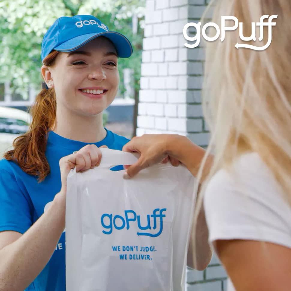 GoPuff Steers a Unique Path to Snacking
