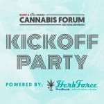 Cannabis Forum Kickoff Party: Join your Food and Beverage Buds at the Yotel Rooftop