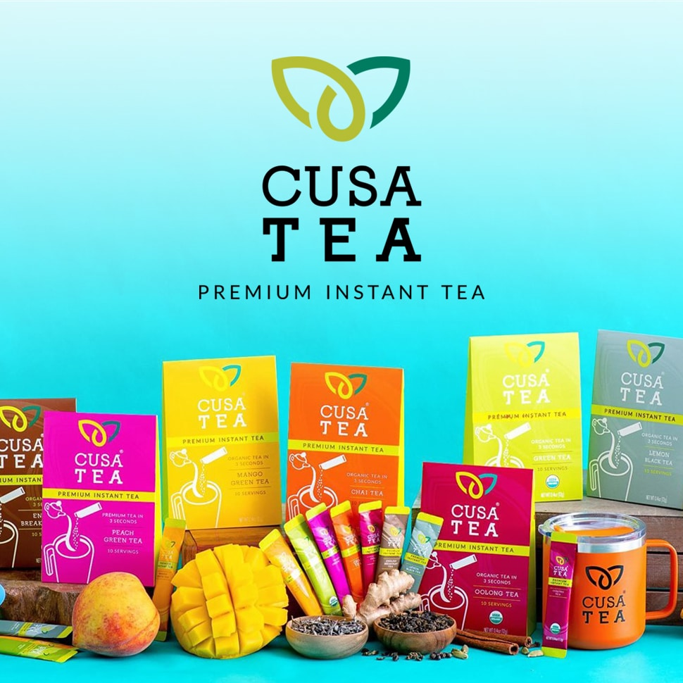 Cusa Tea Closes $2.5M Series A Round