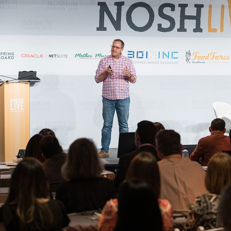 NOSH Live Day One Recap: Building Brands with Purpose