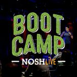 NOSH Live Boot Camp: Think Visually; Walk, Don't Run, and Stop to Ask Questions