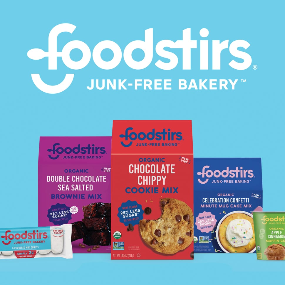 In Second Phase of Growth, Foodstirs Rebrands & Launches Ready-to-Eat Line