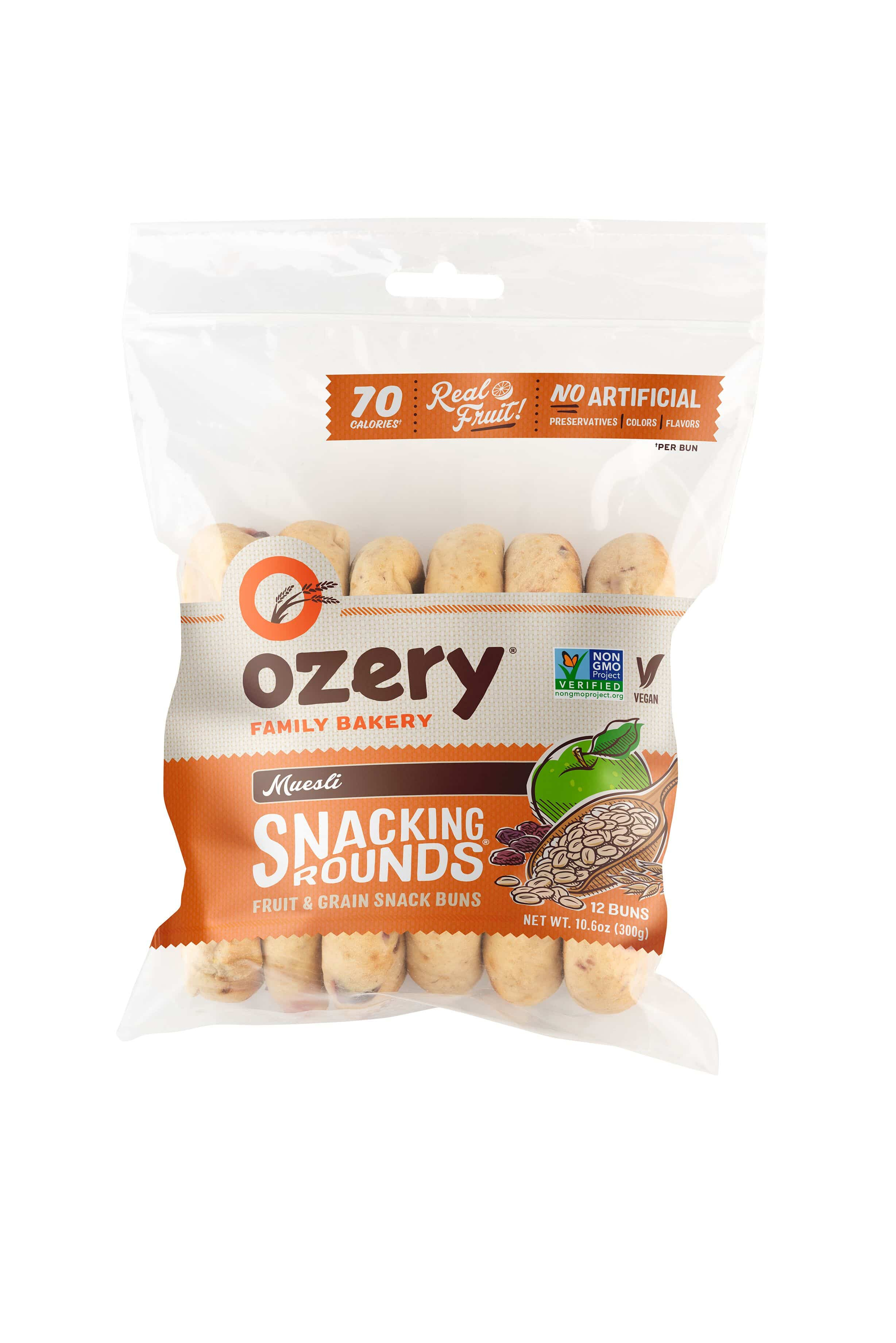 Ozery Family Bakery Unveils New Logo And Packaging | NOSH