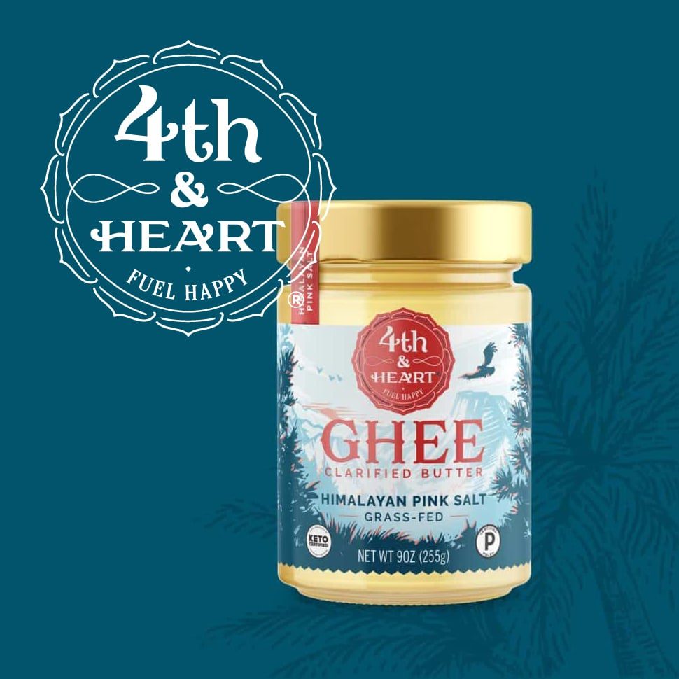 4th & Heart Closes Round to Scale Ghee Platform