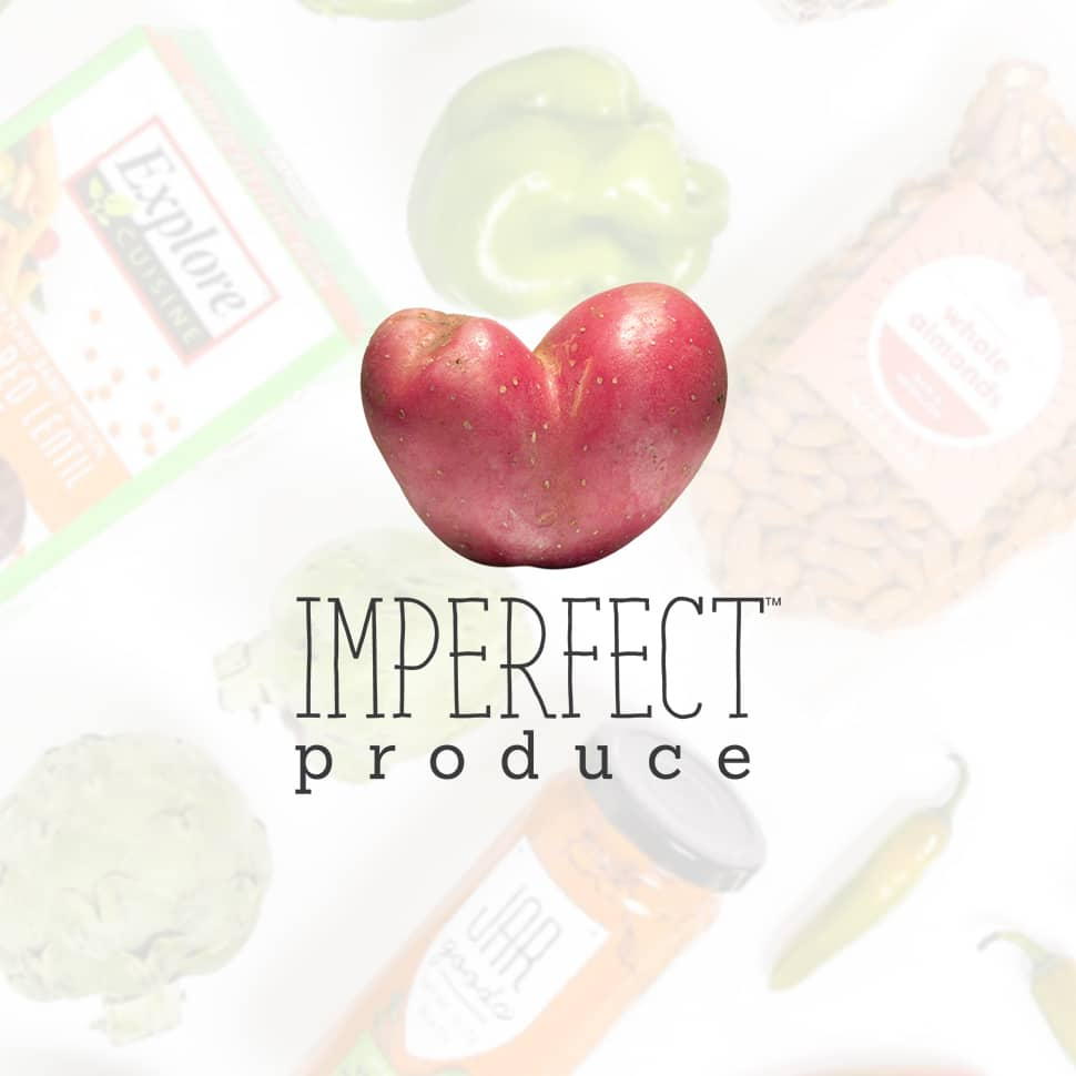The Beauty Inside: 'Imperfect Picks' Rescues Defective Packaged Goods