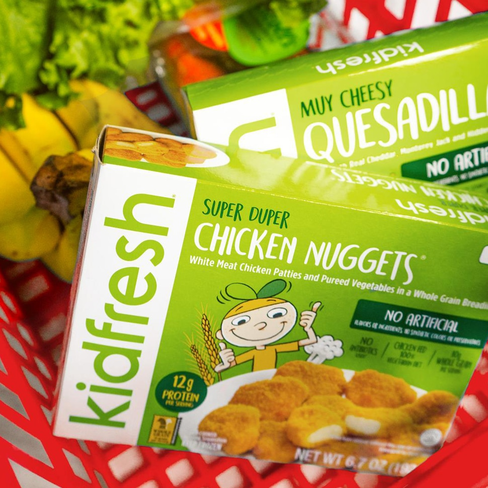 Distribution Roundup: Kidfresh Expands to Publix, Whole Foods