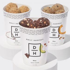 Daily Harvest Expands Portfolio to Offer Snacks