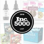 Natural Food and Beverage Brands Rank on Inc. 5000