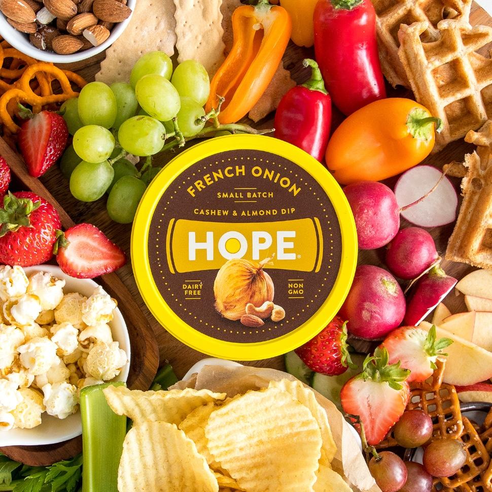 Hope Foods Sets Sights On Expanding the Dip Set