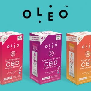 CBD Mix Maker OLEO Closes $1.5 Million Round