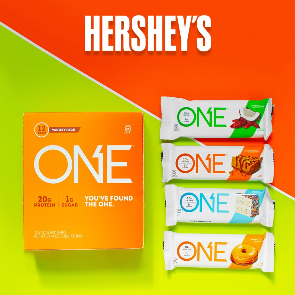 Hershey's Picks Up One Bar To Enhance Snack Portfolio