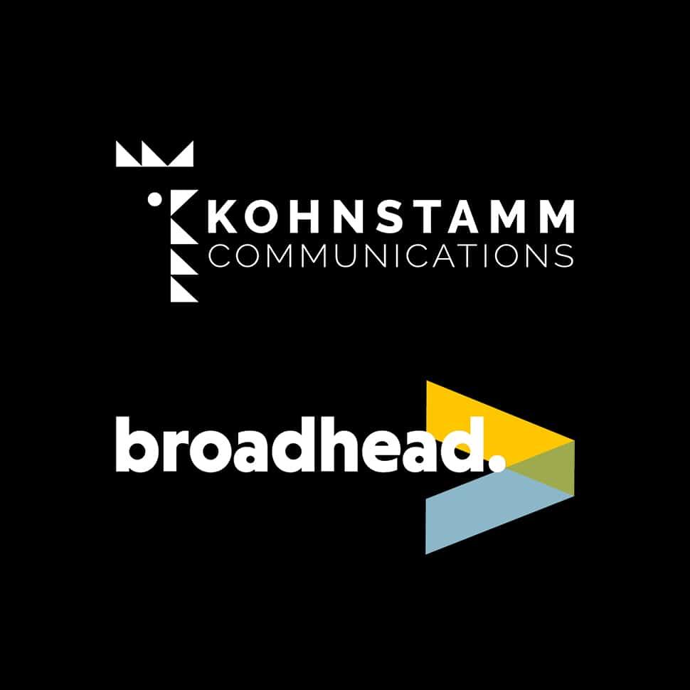 New Communication Pathways: Broadhead Acquires Kohnstamm