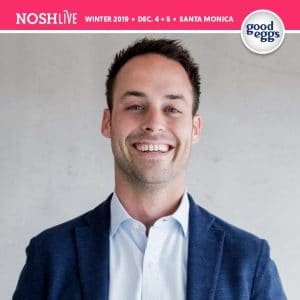 Good Eggs: The Future of Grocery at NOSH Live Winter 2019