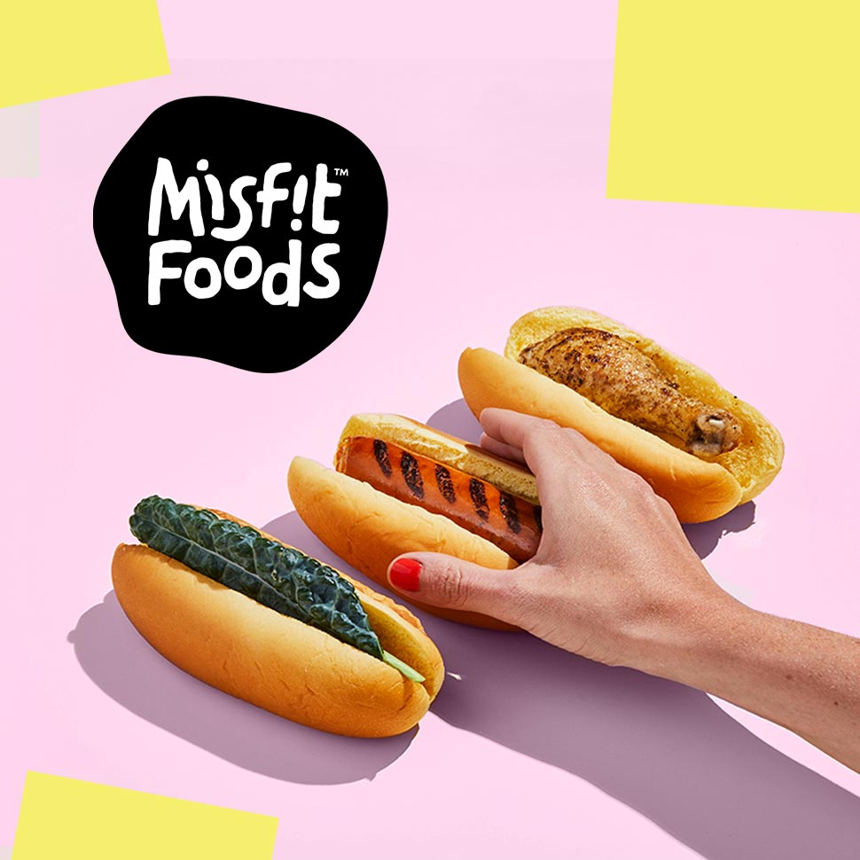 Misfit Pivots from Juices to Meat To Save the Planet