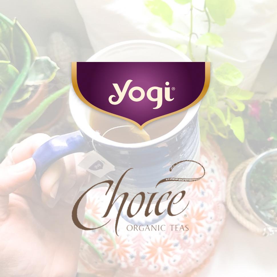 Tea Time: Yogi Tea Acquires Choice Organic