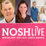 Plan Your Exit with Perfect Snacks and One Bar at NOSH Live Winter 2019