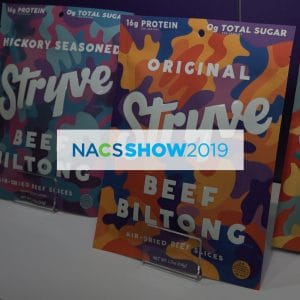 NACS 2019: Stryve CMO on Biltong Education, Growing a Category
