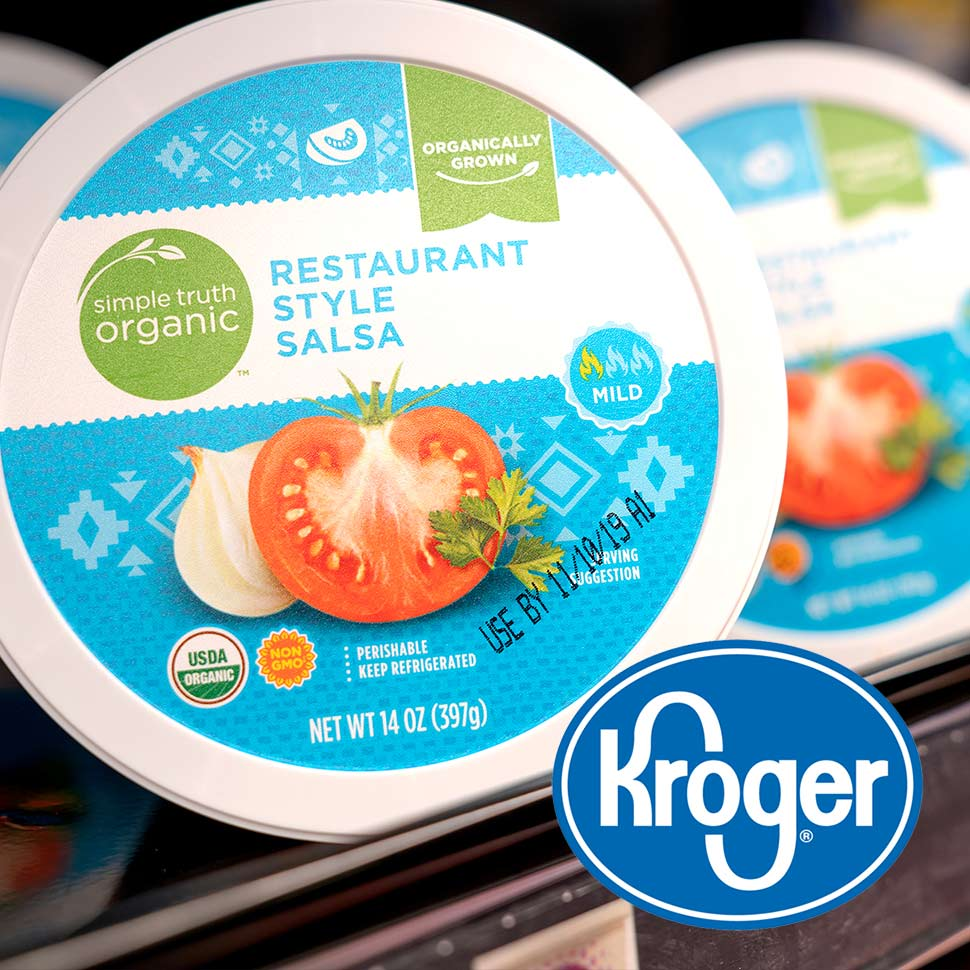The Checkout: Kroger Simplifies Labeling, Lightlife Grows Distribution