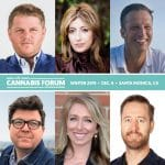 Cannabis Forum Winter 2019 Agenda Released