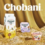 Chobani Announces Move into Oat Beverage, Yogurt Set